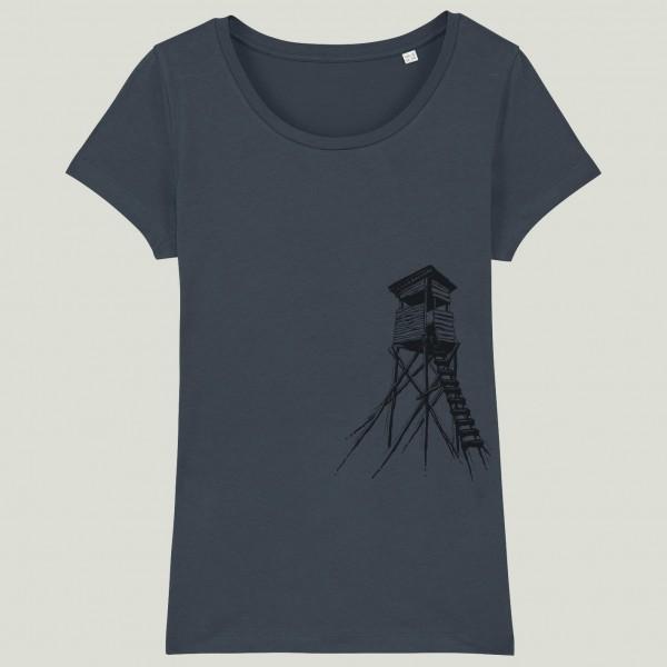 Shirt anthracite girl